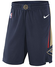 Men's New Orleans Pelicans Icon Swingman Shorts