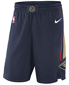 Nike Men's New Orleans Pelicans Icon Swingman Shorts