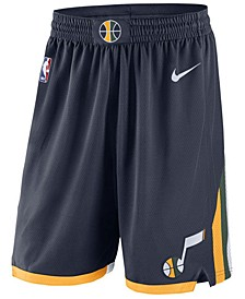 Men's Utah Jazz Icon Swingman Shorts