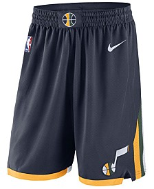 Nike Men's Utah Jazz Icon Swingman Shorts