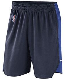 Nike Men's Dallas Mavericks Practice Shorts