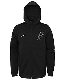 Nike San Antonio Spurs Showtime Jacket, Big Boys (8-20)