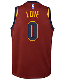 Nike Kevin Love Cleveland Cavaliers Icon Swingman Jersey, Big Boys (8-20)