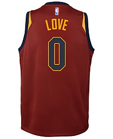 Nike Kevin Love Cleveland Cavaliers Icon Swingman Jersey, Big Boys (8-20)