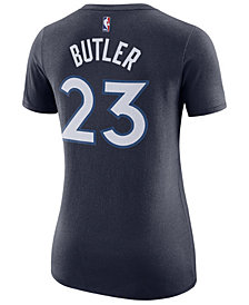Nike Women's Jimmy Butler Minnesota Timberwolves Name & Number Player T-Shirt