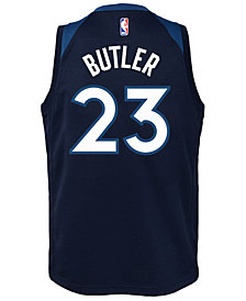 Nike Jimmy Butler Minnesota Timberwolves Icon Swingman Jersey, Big Boys (8-20)