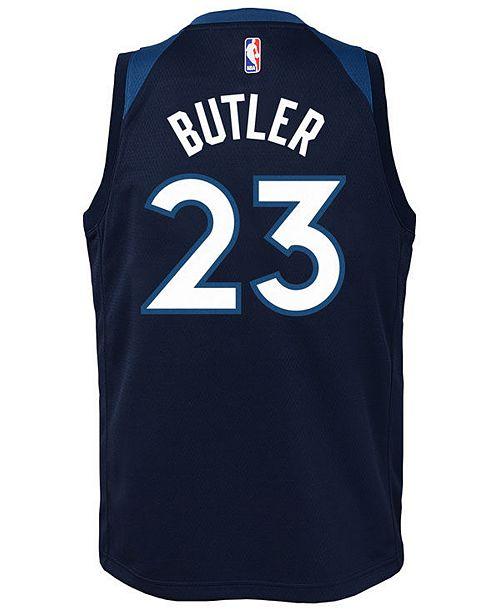 3ec1c8371 ... Nike Jimmy Butler Minnesota Timberwolves Icon Swingman Jersey