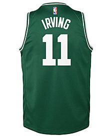Nike Kyrie Irving Boston Celtics Icon Swingman Jersey, Big Boys (8-20)