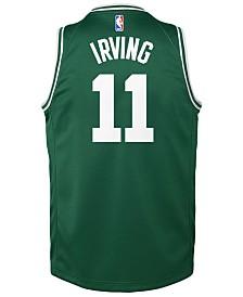Nike Kyrie Irving Boston Celtics Icon Swingman Jersey, Big Boys (8-20)