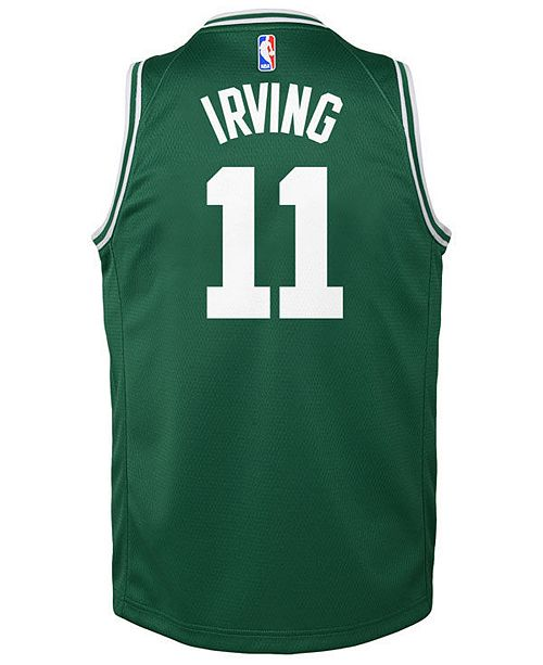 b3fad9e46274 ... Nike Kyrie Irving Boston Celtics Icon Swingman Jersey