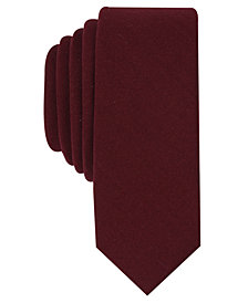 Original Penguin Men's Mandrel Solid Skinny Tie
