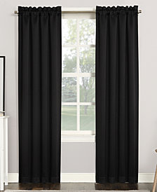 "Sun Zero Preston 40"" x 84"" Blackout Rod-Pocket Window Panel"