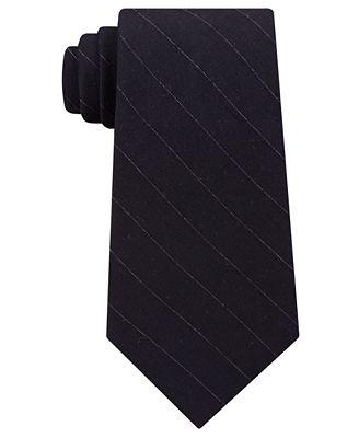 Calvin Klein Men's Stripe Tie