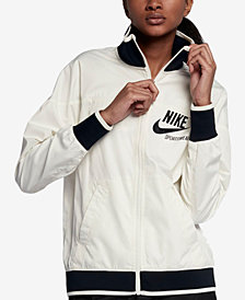 Nike Sportswear Water-Repellent Track Jacket