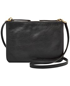 Devon Small Leather Crossbody