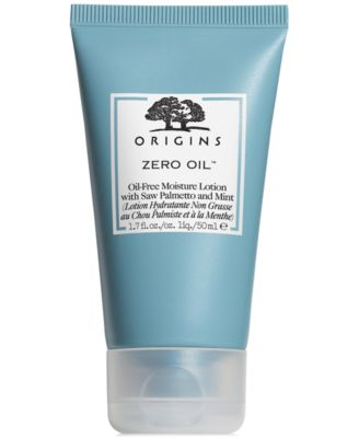 Zero Oil Oil-Free Lotion with Saw Palmetto & Mint, 1.7 fl. oz