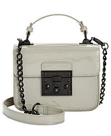 Steve Madden Evie Chain Strap Push-Lock Bag