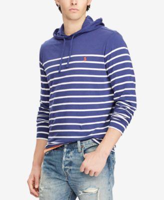 Polo Ralph Lauren Men\u0027s Custom Slim Fit Weathered Hoodie