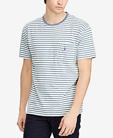 Polo Ralph Lauren Men's Classic-Fit Striped T-Shirt