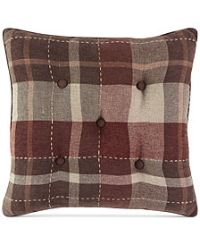 "Croscill Kent Square 18"" Decorative Pillow"