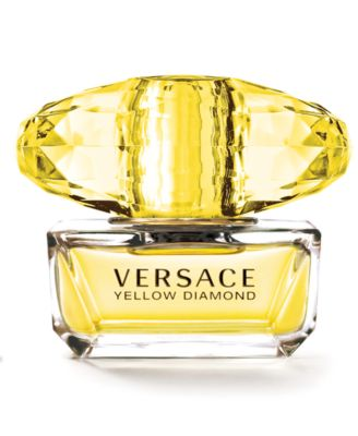 Yellow Diamond Eau de Toilette Spray, 1.7 oz.