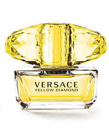 Versace Yellow Diamond Eau de Toilette Spray, 1.7 oz.
