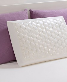 Comfort Revolution Hydraluxe Gel Cooling Dual-Sided Memory Foam  Pillow Collection
