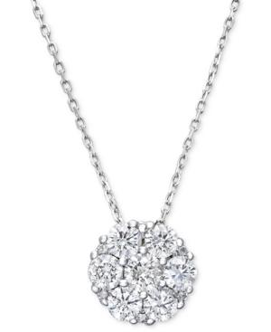 Diamond Flower Cluster...