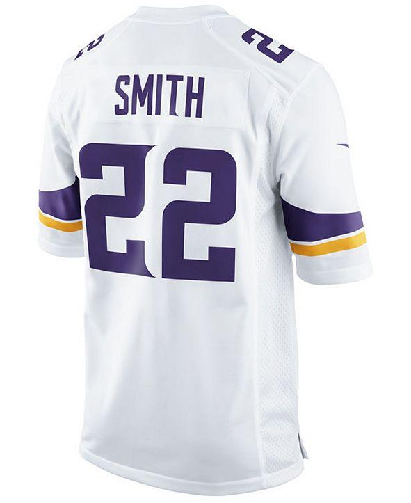 Nike Men's Harrison Smith Minnesota Vikings Game Jersey