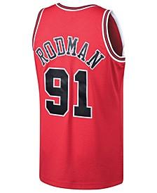 Men's Dennis Rodman Chicago Bulls Hardwood Classic Swingman Jersey