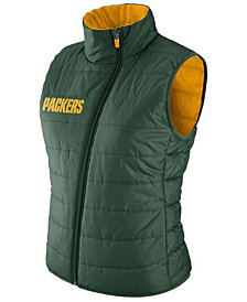 Nike Women's Green Bay Packers Vest