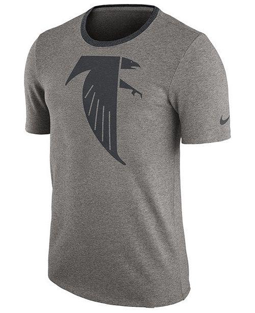 Nike Men s Atlanta Falcons Retro Modern Ringer T-Shirt - Sports Fan ... 0fd6d7d7e