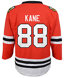 Authentic NHL Apparel Patrick Kane Chicago Blackhawks Player Replica Jersey, Little Boys (4-7)