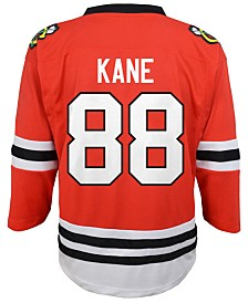 Authentic NHL Apparel Patrick Kane Chicago Blackhawks Player Replica Jersey, Little Boys (4-7)