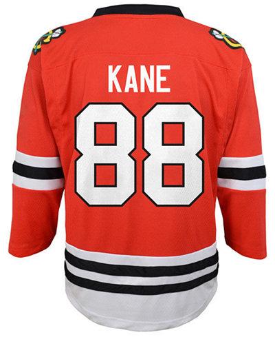 adidas Patrick Kane Chicago Blackhawks Player Replica Jersey, Little Boys (4-7)