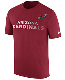 Nike Men's Arizona Cardinals Legend Sideline Team T-Shirt