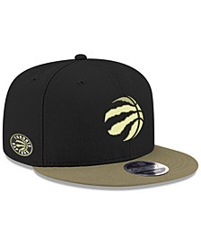 New Era Toronto Raptors Basic Link 9FIFTY Snapback Cap
