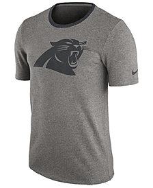 Nike Men's Carolina Panthers Retro Modern Ringer T-Shirt