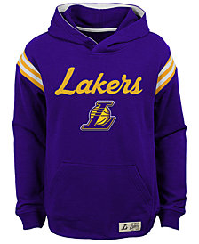 Outerstuff Los Angeles Lakers Legendary Hoodie, Big Boys (8-20)