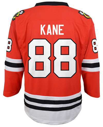 adidas Patrick Kane Chicago Blackhawks Player Replica Jersey, Big Boys (8-20)