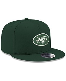 New Era New York Jets Team Color Basic 9FIFTY Snapback Cap