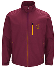 G-III Sports Men's Cleveland Cavaliers Soft Shell Full-Zip Jacket