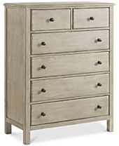 Parker 6 Drawer Chest, Created for Macy's