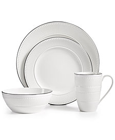 kate spade new york York Avenue 4-Pc. Place Setting