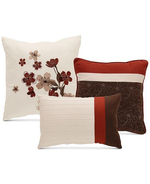Eden 7 Pc Comforter Set Created For Macy S
