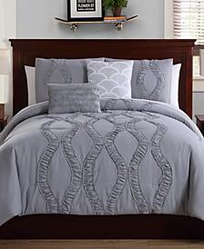 Megan 5-Pc. Comforter Sets