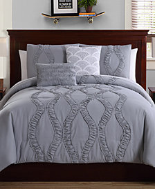 Megan 5-Pc. King Comforter Set