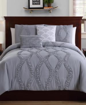 Megan 5-Pc. Queen Comforter...