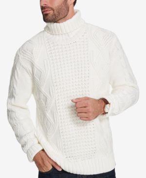 Natural Mens Shirts Turtlenecks