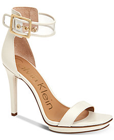 Calvin Klein Women's Vable Sandals